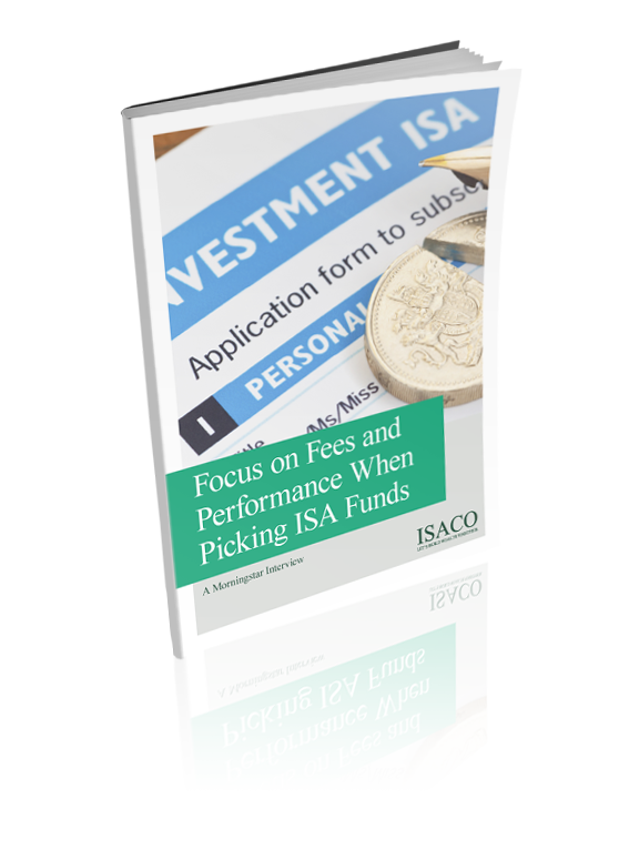 Focus on fees and performance when picking ISA funds