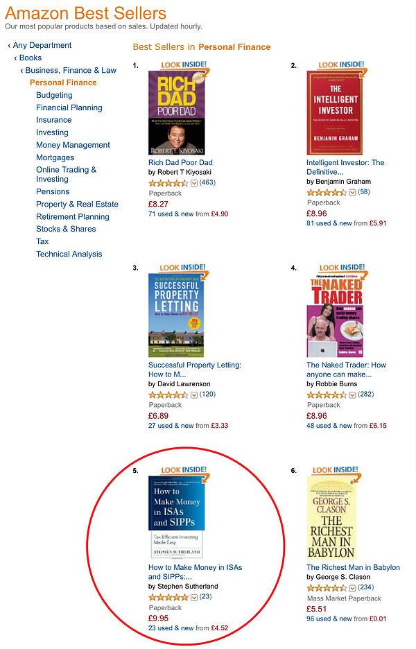 Amazon bestseller image 3