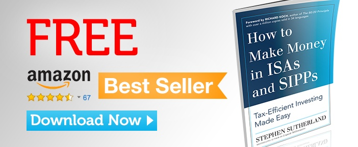 Free copy of How to Make Money in ISAs and SIPPs